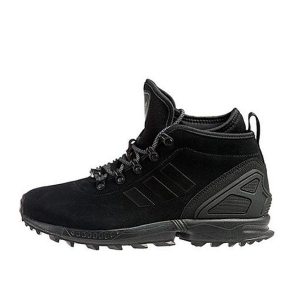 buy popular 8fa98 13052 adidas Other - Adidas Originals ZX Flux Torsion Boots  Black